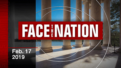 Face The Nation - 2/17: Face The Nation
