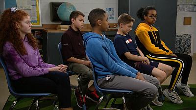 CBS This Morning - Va. 7th graders reflect on blackface, racism