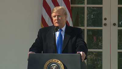 CBS This Morning - Legal fights in nat'l emergency declaration