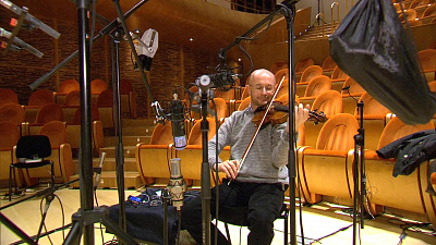 CBS This Morning - Preserving sounds of rare Stradivarius violins