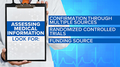 CBS This Morning - Steer clear of medical misinformation online