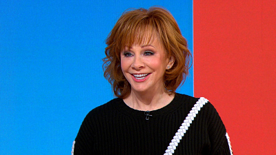 CBS This Morning - Reba McEntire reveals ACM Awards nominees