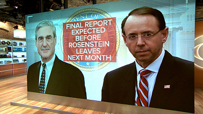 CBS This Morning - Mueller report: What to expect