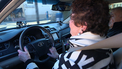 CBS This Morning - When should elderly drivers hand over keys?