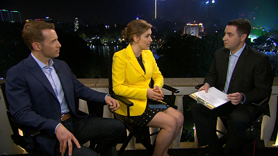 """The Takeout - """"The Takeout"""" - Margaret Brennan & Ben Tracy"""