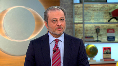 CBS This Morning - Preet Bharara on justice, Mueller report
