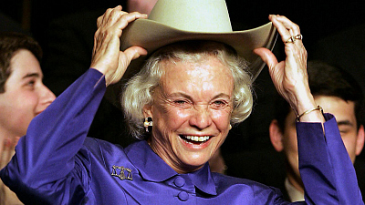 CBS This Morning - Bio chronicles story of Sandra Day O'Connor