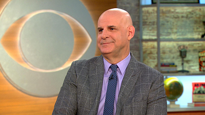 "CBS This Morning - Harlan Coben talks new book ""Run Away"""