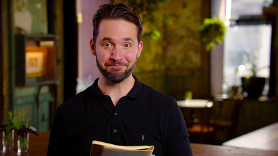 CBS This Morning - Note to Self: Reddit co-founder Alexis Ohanian
