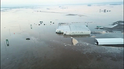 CBS This Morning - Flooding losses for farmers could reach $1B