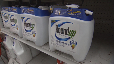 CBS This Morning - Jury: Roundup contributed to man's cancer