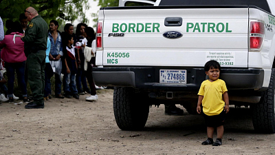 """CBS This Morning - """"Catch and release"""" reintroduced at border?"""