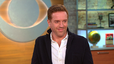 "CBS This Morning - Damian Lewis on Season 4 of ""Billions"""