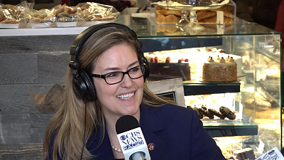 """The Takeout - """"The Takeout"""" - Rep. Jennifer Wexton"""