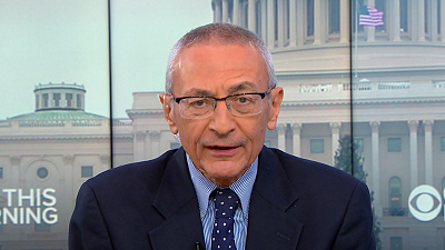 "CBS This Morning - Podesta on Mueller report: ""I accept"" conclusion"