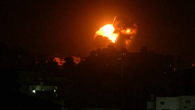 CBS This Morning - Israel and Gaza on high alert after violence
