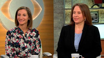 CBS This Morning - Mom shaming amplified in social media age