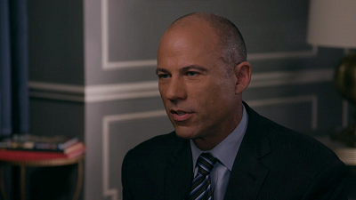 """CBS This Morning - Avenatti on federal charges: """"Of course I'm nervous"""""""