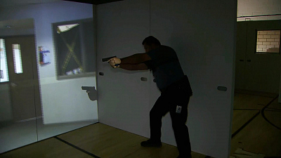CBS This Morning - How police train to protect Columbine schools
