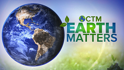CBS This Morning - Earth Matters: Stories from every continent