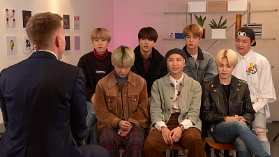 Sunday Morning - Preview: K-Pop sensation BTS