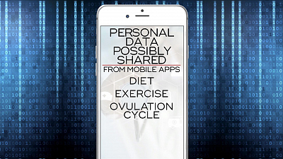 CBS This Morning - How to protect data when using health apps