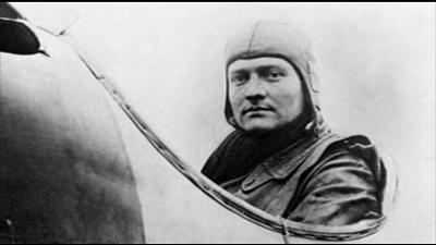 Sunday Morning - Almanac: The Red Baron