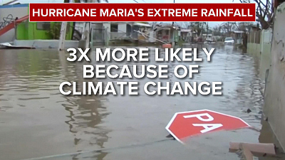 CBS This Morning - Extreme weather traced to rapid Arctic changes
