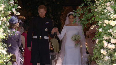 CBS This Morning - Prince Harry, Meghan not 1st to buck traditions