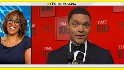 CBS This Morning - Time 100: Stars share messages for Gayle King