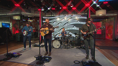 "CBS This Morning - Saturday Sessions: Bear's Den's ""Agape"""