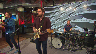 "CBS This Morning - Saturday Sessions: Bear's Den ""Laurel Wreath"""