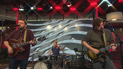 "CBS This Morning - Saturday Sessions: Bear's Den ""Hiding Bottles"""