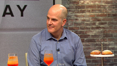 CBS This Morning - The Dish: Chef Jonathan Benno