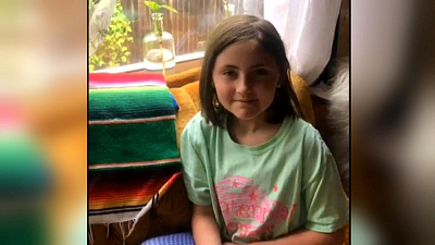 CBS This Morning - Kidnapped 8-year-old Texas girl found