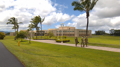 CBS This Morning - Inside the secretive outpost of NSA Hawaii