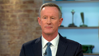 CBS This Morning - Adm. McRaven on bin Laden raid, millennials