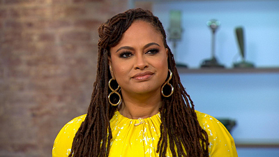 CBS This Morning - Ava DuVernay on humanizing Central Park Five