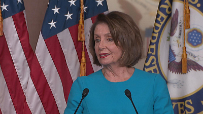 CBS This Morning - Democrats pressure Pelosi on impeachment