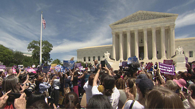 CBS This Morning - Abortion rights activists hold 400+ rallies