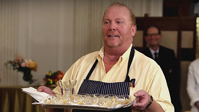 CBS This Morning - Mario Batali faces charge for alleged groping