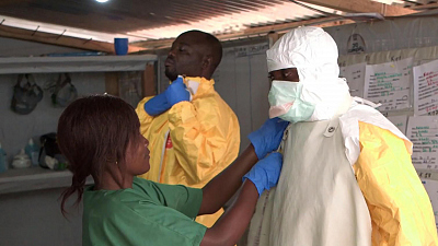 CBS This Morning - Violence hurts efforts to combat Ebola in DRC