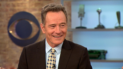 "CBS This Morning - Bryan Cranston on the message of ""Network"""