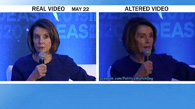 CBS This Morning - Pelosi video highlights threat of deepfakes