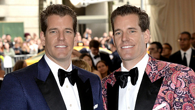 CBS This Morning - How the Winklevoss twins became billionaires