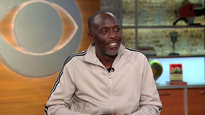 "CBS This Morning - Michael K. Williams talks ""When They See Us"""