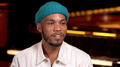 CBS This Morning - Anderson .Paak opens up about his childhood