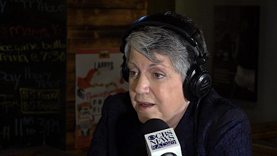 "The Takeout - Janet Napolitano on ""The Takeout"""