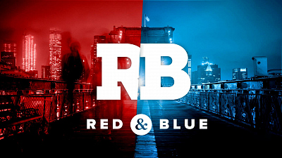 Red and Blue - 6/11/19: Red and Blue