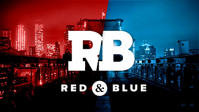 Red and Blue - 6/12/19: Red and Blue